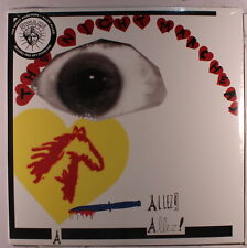 NIGHT MARCHERS: Allez! Allez! LP Sealed (w/ free MP3 download) Rock & Pop