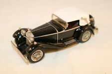 Western Models Mike Stephens 1st Prototype - Plumbies - 1936 Mercedes SS - Black