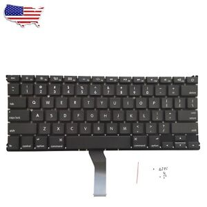 New US Keyboard For MacBook Air 13'' A1369 (2011) A1466 (2012 2013 2014 2015)