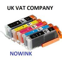 Compatible xl Ink Cartridges For Canon Pixma MG5750 MG5751 MG6850 PGI570 CLI571