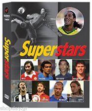 Stars Ronaldinho Maldini Costa Van Basten Best Del Piero Cantona Beckham Totti