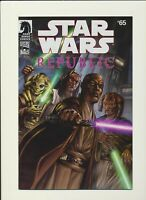 Star Wars Republic #65! Comic Book Pack Variant Dark Horse! INCREDIBLY RARE! WOW