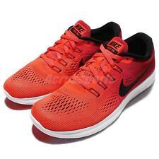 Nike  Womens Free Run Sz 10 Crimson/Black/White
