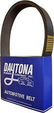 K060612 Serpentine belt  DAYTONA OEM Quality 6PK1550 K60612 5060610 4060610