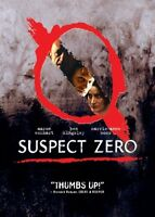 Suspect Zero [New DVD] Ac-3/Dolby Digital, Dolby, Dubbed, Subtitled, Widescree