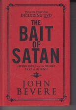 The Bait Of Satan by John Bevere Deluxe Edition Including DVD Hardcover (EY-66)