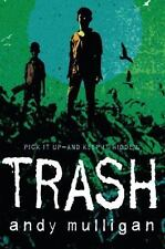Trash by Andy Mulligan (2010, Hardcover)