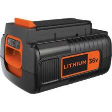 Genuine Black & Decker 36v Volt 2ah Li-ion Lithium Ion Slide Battery BL20362