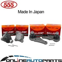 Upper & Lower Ball Joints for Mitsubishi Triton ML MN 2006~2016 - 555 Japan Made