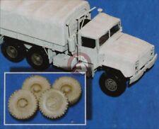 CMK 1/35 M939 Series Trucks Wheel Set (for Italeri kits) 3005