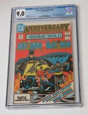 Brave and the Bold # 200 CGC 9.0 Batman DC Comics 1983