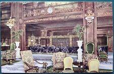 Hotel La Salle Chicago Illinois antique rate card