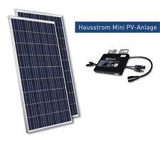 Hausstrom Mini PV-Anlage 530 Watt in Marken Qualität