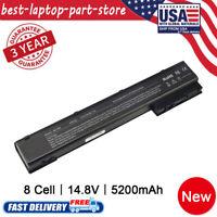 VH08 8cell Battery for HP Elitebook 8560W 8570W 8760W 8770W 632427-001 632425 PO