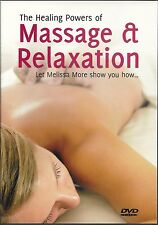 THE HEALING POWERS OF MASSAGE & RELAXATION DVD