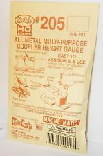 Kadee 205 - Multi-Purpose Coupler & Height Gauge - New (00/H0)