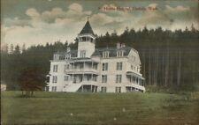 Chehalis WA St. Helena Hospital c1910 Postcard