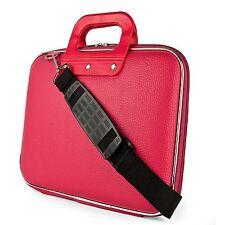 "PU Leather 15.6"" Laptop Shoulder Bag Carrying Case For Acer HP Dell ASUS Lenovo"