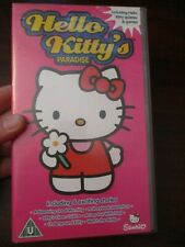 Hello Kitty Paradise  VHS Video Tape (NEW