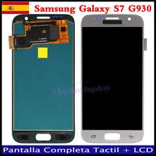 Pantalla Completa Para Samsung Galaxy S7 SM-G930F LCD Tactil Digitalizador Gris