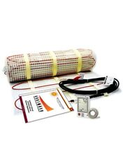 Heatwave 50 SF Electric Radiant Floor Heating System Kit w/ Digital Thermostat