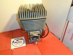 RACING GO KART MAC MINARELLI 100 CC  ENGINE REED VALVE VINTAGE CART PART