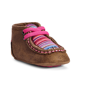 Ariat Infant Brown Aurora Spitfire Lil' Stompers A442000702