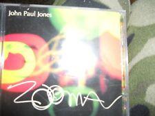 CD-JOHN PAUL JONES(LZ)/ZOOMA/99,DGM/12p.bklt/EX