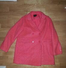 Next coral coat size 14 petite