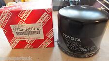 NUOVO orig. TOYOTA Camry Carina Corolla DIESEL FILTRO OLIO 90915-30001-8t A53
