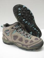 New Hi-Tec Total Terrain 40691 Waterproof Hiking Trail Shoes Gray Womens 6.5 NIB