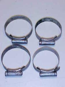 Aston Martin Radiator Coolant Hose Clamp_Centoflex_Set of 4 Clamps_Size2_GENUINE