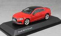 Spark Audi RS5 Coupe in Misano Red 5011715031 1/43 NEW
