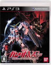 PS3 Mobile Suit Gundam UC (Normal Edition) Japan Free Shipping