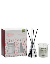 Smith & Co Home Fragrance Set Diffuser 150ml + Candle 260g - Cucumber, Mint & Sa