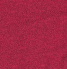 QUILT FABRIC: 100% COTTON TONAL, LITTLE BIT, RED LB-01, Per Yard