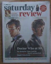 Doctor Who at 50 – Times Saturday Review – 16 November 2013