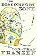 The Discomfort Zone: A Personal History by Jonathan Franzen (Paperback)