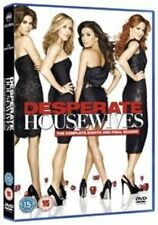 Desperate Housewives Season 8 Final Series Eight Eighth Region 4 DVD
