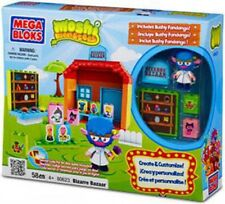 Mega Bloks Moshi Monsters Bizarre Bazaar Set #80623