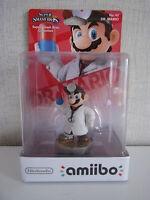 amiibo - Dr. Mario - NEU & OVP