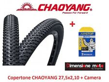 "Copertone C-YANG 27,5x2,10 + Camera Michelin per Bici 27,5"" MTB Mountain Bike"