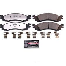 Disc Brake Pad Set fits 2006-2010 Mercury Mountaineer  POWER STOP