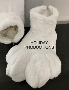 Mascot Costume Feet New Cosplay Bunny Rabbit Bear Dog