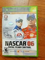 NASCAR 06 TOTAL TEAM CONTROL – MICROSOFT XBOX – VIDEO GAME