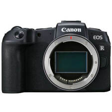 Canon EOS RP Mirrorless Camera (Body only) | CameraPro AU