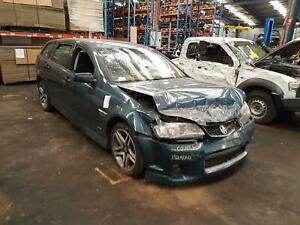 HOLDEN COMMODORE TRANS/GEARBOX AUTOMATIC, 3.6, LFX ENG, MYA, VE, 08/09-04/13