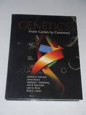 GENETICS From Genes to Genomes by Hartwell, Hood 3rd Edition, 2008