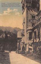 B14497 Romania Sinaia Peles   castle prahova