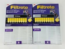 2 x Filtrete Honeywell R Filter Hpa200 BWM Filter Hrf-r1 Brand New 3M